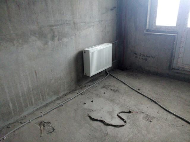 Радиатор ошибка