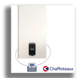 Devorga o'rnatilgan gazli qozon Chaffoteaux Mira Advance System 25
